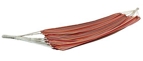 Outent® Hängematte Karibik Mehrpersonen 190 x 145 cm, Belastbarkeit bis 130 kg