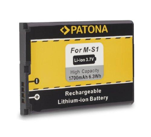 Batería MS1 M-S1 para BlackBerry 8980 | 9700 | 9788 | 9000 | Bold 9000 | Bold 9700 | Bold 9780 y mucho más… [ Li-ion; 1700mAh; 3.7V ]