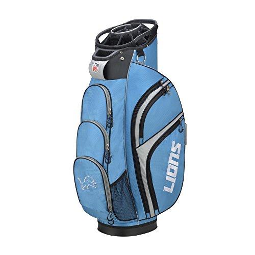 Wilson NFL Lions Golf Cart Bag