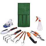 Bolsa de almacenamiento portátil para herramientas de jardín, bolsa de herramientas para silla de rodillas, organizador, bolsa de herramientas para exteriores, bolsa para jardín, bolsa de transporte