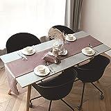 SGSD Velvet einfarbig Samt TischfahneTeetisch einfache Tischdecke Bett Fahne Betttuch