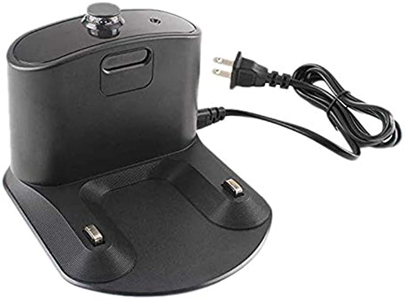 TOOGOO Charger Dock Base Charging Station For Roomba 500 600 700 800 900 Series Us Plug
