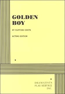 Golden Boy: Acting Edition (Acting Edition for Theater Productions)