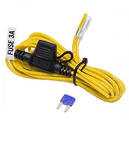 Kenwood KCT-46 Ignition Sense Cable KENWOOD TK-7180, TK-8180, TK-7189, TK-8189, NX-700, NX-800, NX-900, NX-901, NX-5700, NX-5800, NX-5900 radios
