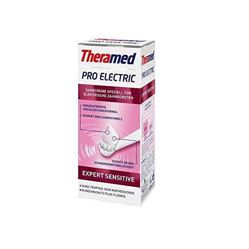 Theramed Pro Electric Zahncreme 50ml, 12er Pack (12 x 50 ml)