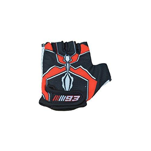 KIDDIMOTO GLV194M - Fahrrad Handschuhe Marc Marquez, Größe M (5-12 Jahre)