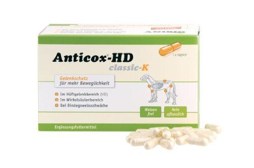 Anibio Anticox-HD Classic K (Gelenkschutz) - 140 Kapseln