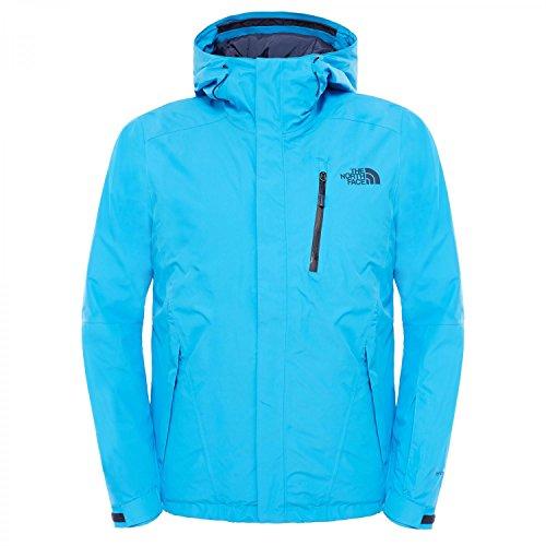 THE NORTH FACE M DESCENDIT Jacket Veste Capuche Homme Bleu Hyvent T:L