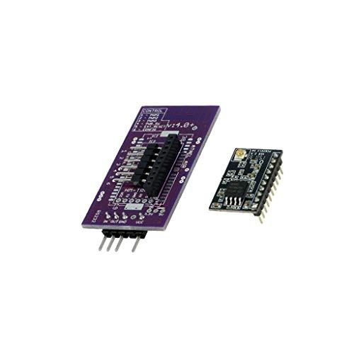 PAKIET WIFI232(PROMO) Module WiFi RS232 Assoc.circ BTM-222 Works with HM-TRP ATNEL