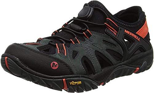 Merrell Women's All Out Blaze Sieve Sports & Outdoor Shoes, Grey (Dark...