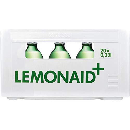 Lemonaid Limette, 20er Pack (20 x 0.33 l) MEHRWEG