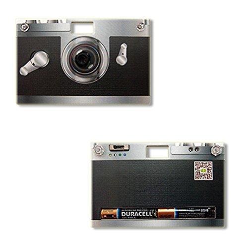 Papershoot (ペーパーシュート) 紙製ボディのデジタルカメラ 【Classicカメラ】