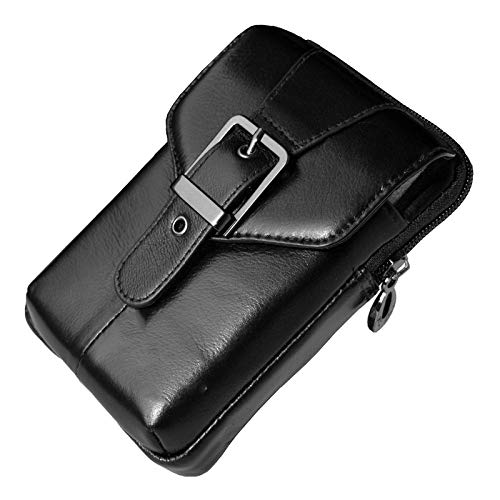 WALCD Fall Gürtel ClipTasche Leder Taille Tasche Tasche Handy Holster Cover Taschen | Handy-Taschen |, Für Xiaomi Black Shark 2 Pro
