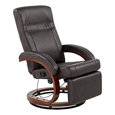 THOMAS PAYNE Euro Recliner Chair for 5th Wheel RVs, Travel Trailers and Motorhomes, Millbrae