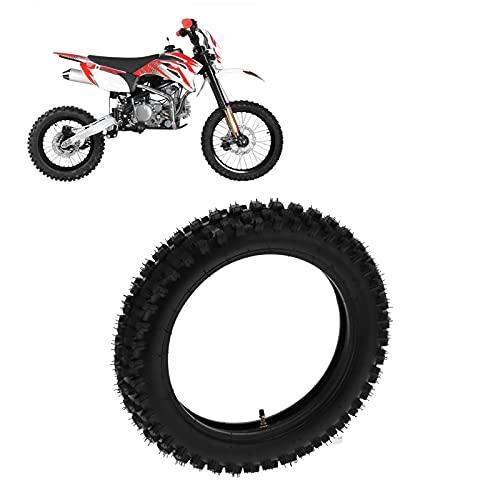 Tubo interior de goma, neumático de motor, neumático de repuesto profesional, neumático de motocicleta, antidesgaste, fácil de instalar