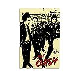 AAOO The Clash Poster dekorative Malerei Leinwand Wandkunst
