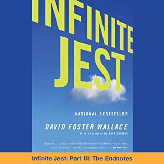 Infinite Jest, Part III: The Endnotes cover art