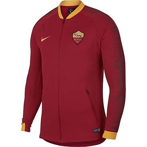 Nike Roma M Anthm Fb JKT Jacke Kein Genere XL Team Crimson/University Gold