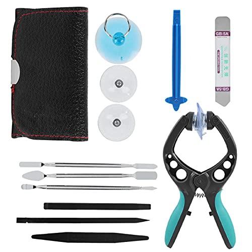 DAUERHAFT 38 en 1 Herramientas de reparación de Alta precisión, Ligeras, robustas, prácticas para teléfonos móviles