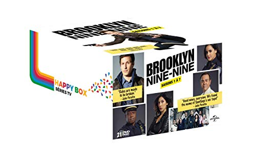 Brooklyn Nine-Saisons 1 à 7