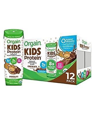 Orgain Organic Kids Protein Nutritional Shake