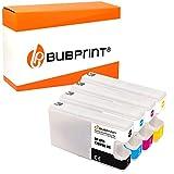 Bubprint Kompatibel Druckerpatronen als Ersatz für Epson T7891 T7892 T7893 T7894 Workforce Pro WF-5110DW WF-5190DW WF-5620DWF WF-5690DWF WF-5100 WF-5600 BK C M Y 4er-Pack