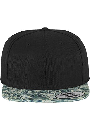 Mister Tee Dollar Casquette, Green, One Size