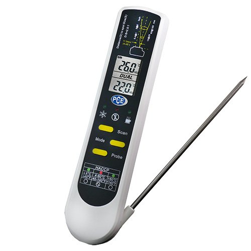 PCE Instruments Lebensmittelthermometer PCE-IR100 HACCP