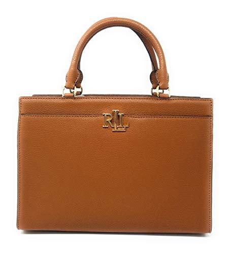 Ralph Lauren,Laine Umhängetasche aus genarbtem Leder