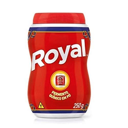 Pó Royal - Fermento em pó 250g | Royal Baking Powder - 8.81 Oz