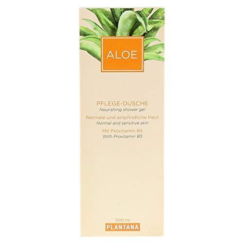 Plan Tana Aloe Vera Cuidado ducha baño 500ml Gel de Ducha