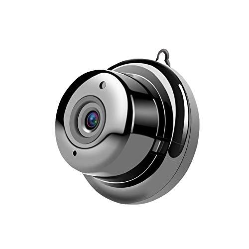 Liamostee 720P HD Hot Link Remote Security Surveillance Camera Recorder Mini Wireless WiFi Camera Full View