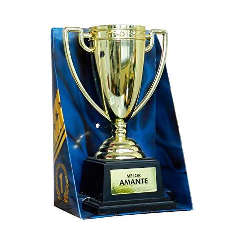 Framan Copa Trofeo con Mensajes para Ocasiones Especiales, Original Y ECONÓMICO. Mensaje...