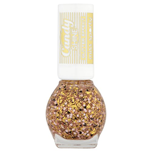 Miss Sporty Candy Shine Nagellak, 7 ml Pop Rocks.