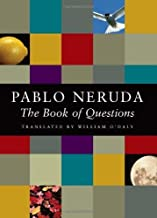 The Book of Questions by Pablo Neruda (2001-04-01)