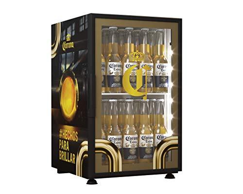 Home Cooler Frigobar Corona Hechos Para Brillar 60L Bajo Cero Para Cervezas