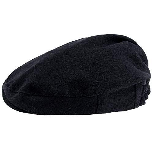 mintgreen Bebé Gorra Plana en Espiga Sombrero Vintage, Negro Oscuro, 3-6 Meses...