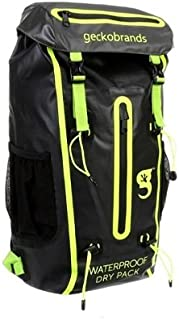 geckobrands Waterproof 25L Daypack