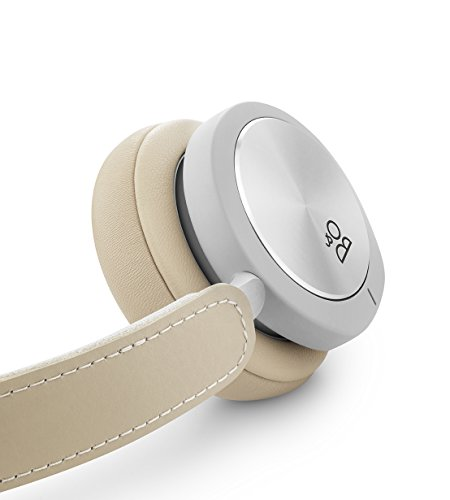 Bang & Olufsen Beoplay H8i Cuffie On Ear Bluetooth con Active Noise Cancelling, Natural