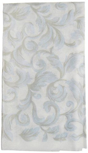 """Hoffmaster 856524 Linen-Like Guest Towel, 1/6 Fold, 17"""" Length x 12"""" Width, Imperial (Case of 500)"""