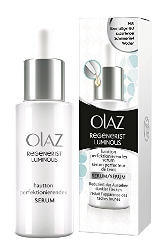 Olaz Regenerist Luminous Hautton Perfektionierendes Serum, Pipette, 40 ml