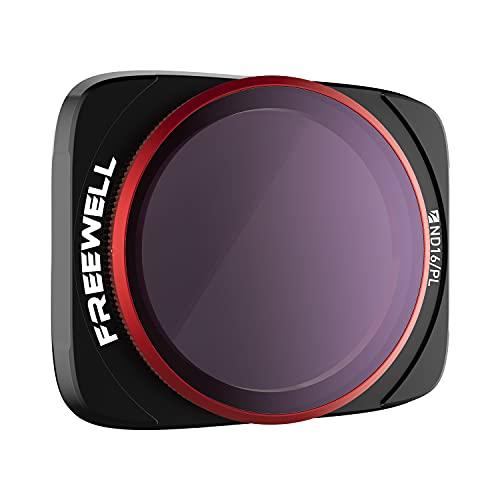 Freewell ND16/PL Filtro Lente Cámara Híbrido Compatible con Air 2S Drone
