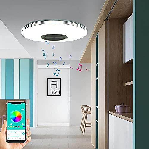 Lámparas De Techo Led Bluetooth lámparas de techo led  Marca HAPYNY