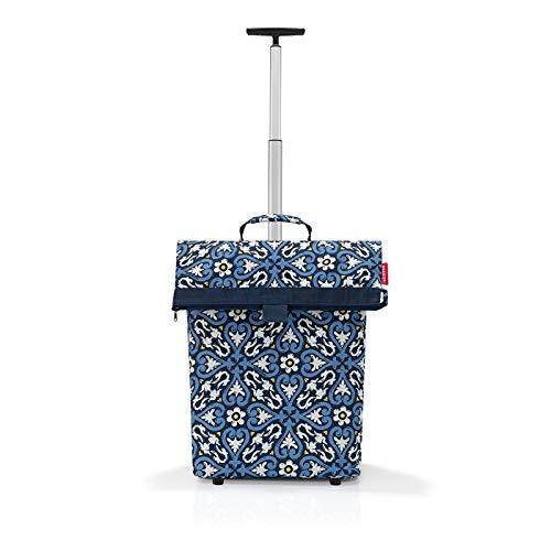 Reisenthel Unisex trolley M Einkaufstrolleys, blau, 43 Liter