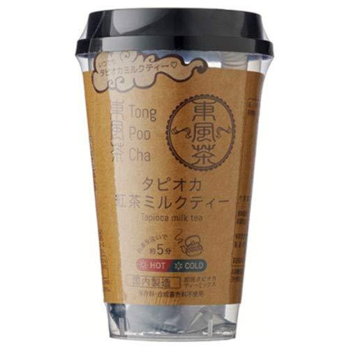 タピオカミルクティー タピオカ 紅茶ミルクティー 75g×12個セット 即席 インスタント タピオカティーミックス