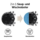 V5sPro Saugroboter mit Wischfunktion