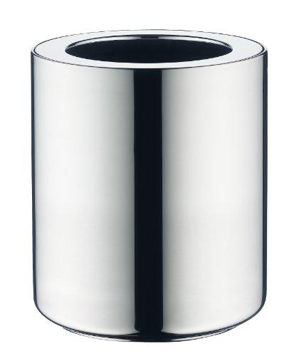 alfi 0387.000.000 Aktiv-Flaschenkühler icePod, Edelstahl poliert, für Flaschen bis 1,0 L