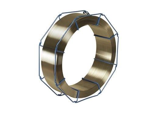 AES W.0294-24 ESAB OK 308L S/S - Cable de soldadura de arco sumergido (25 kg, carrete de 2,4 mm)