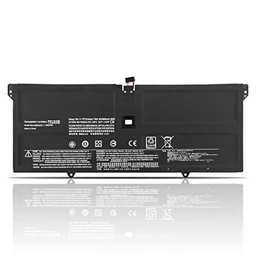 K KYUER 70Wh L16M4P60 L16C4P61 Batería para Lenovo Ideapad Flex Pro-13IKB Yoga 920-13IKB Glass 80Y7 80Y8 Series 80Y7002FFR 80Y700BNPB 80Y700G7PB 80Y70030GE 80Y8001BGE 80Y80029GE 80Y70034GE 80Y70040MZ