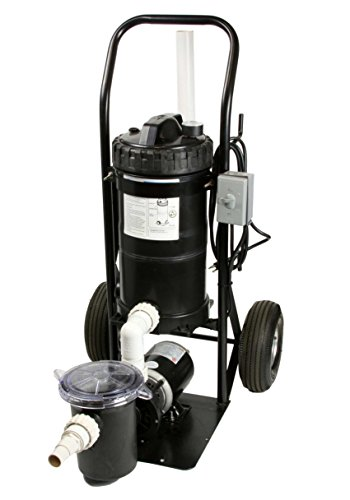 Advantage Portable Pool Filter System Mini Vac 1 HP System...
